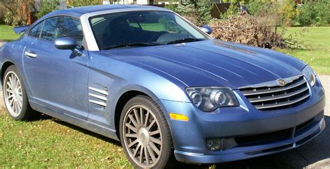 buy car manuals 2007 chrysler crossfire engine control chrysler crossfire srt6 technical details history photos