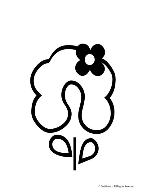 printable bubble letters flowers flower bubble letter n woo jr kids activities