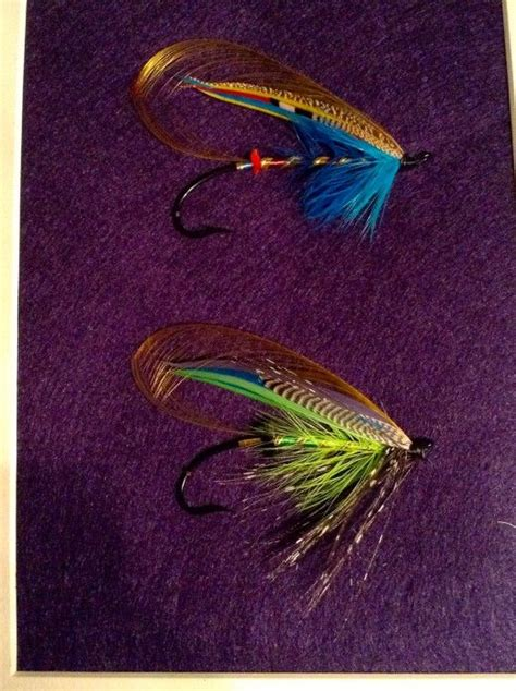Duncan Trilogy By Feather 159 best salmon flys images on fly tying patterns fly fishing flies and fly tying