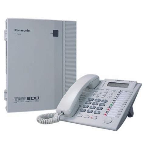 Pabx Panasonic Kx Tes824 Telephone Key Kx T7730 3 panasonic key phone system kx teb308ml
