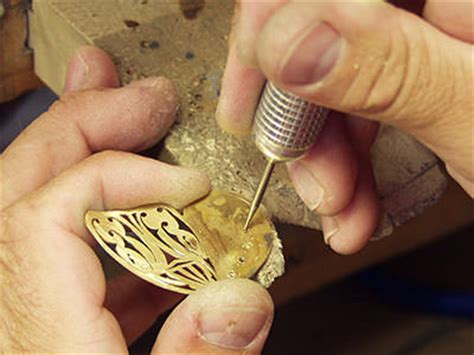 Handcrafted Gold Jewellery - jewelry fabrication jewelry process
