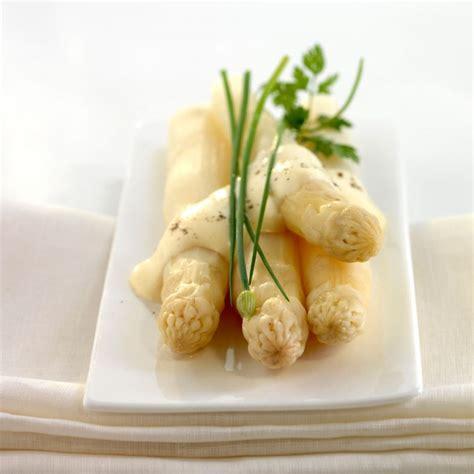 comment cuisiner les asperges blanches