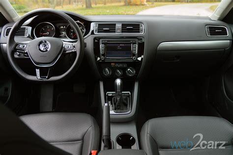 volkswagen jetta 2015 interior 2015 volkswagen jetta tdi se review web2carz
