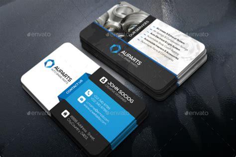 auto salesman business cards illustrator templates free 30 automotive business card templates free psd design sles