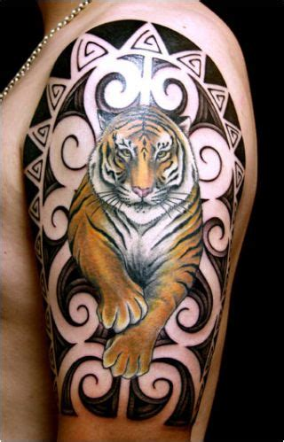 simple tiger tattoo popular tattoos in the world simple animal tiger tattoos
