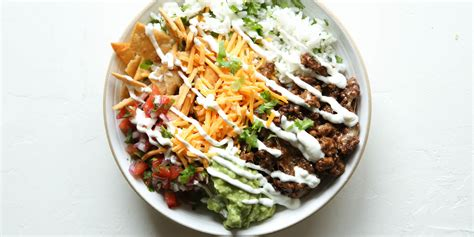 The Ideas Kitchen by Best Loaded Burrito Bowls Recipe How To Make Loaded
