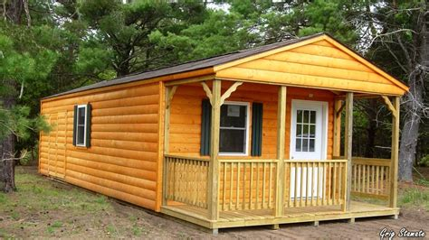 small cabins and cottages small modular cabins and cottages youtube