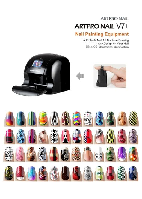 Nail Printing 9 best images about nail printers on nail sting and pink