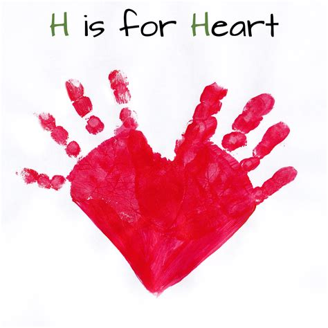 handprint crafts for minutes abc handprint part 2