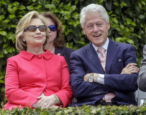 where do bill and hillary clinton live hillary clinton was an enabler rich lowry oregonlive com