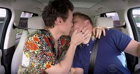 harry styles and james corden inside their bromance