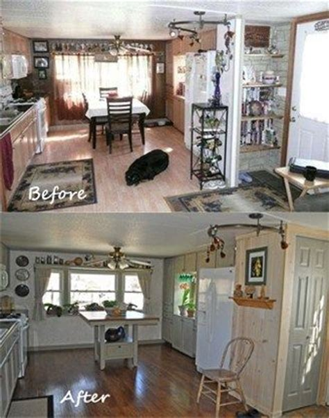images of small kitchen makeovers diy makeover onsmall before and after single wide mobile home remodel diy