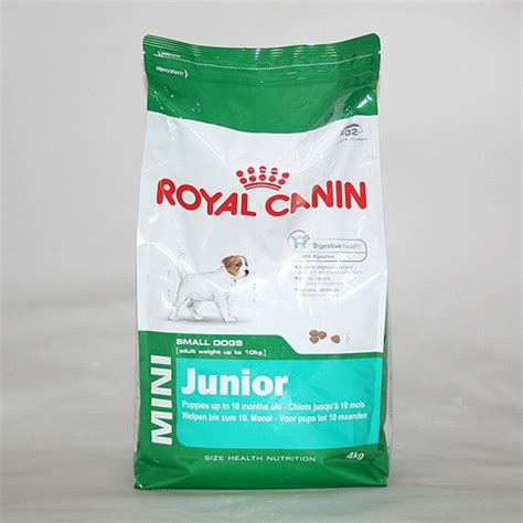 Royal Canin 8 Kg Puppy Mini Junior Gojek royal canin mini junior all dogs 1 10kg 4kg