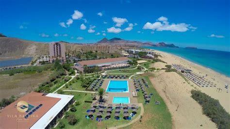 vila baleira thalassa porto santo the hotel vila baleira resort