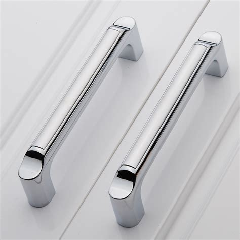 bedroom furniture door handles cc size 64mm zinc alloy cabinet handle cupboard drawer