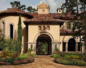 spanish style homes exterior paint colors spanish mediterranean homes with beautiful flower garden