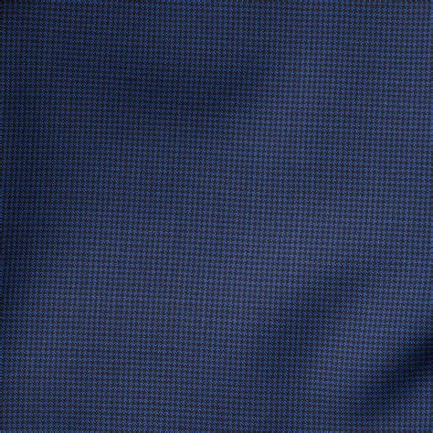 Houndstooth Blue tailored 2 suit fabric 3845 houndstooth blue