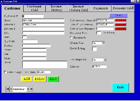 storage garage software