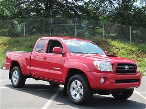 Toyota Tacoma Sr5 Package Find Used Toyota Tacoma 2008 Sr5 Package 4 0 V6 4wd Trd