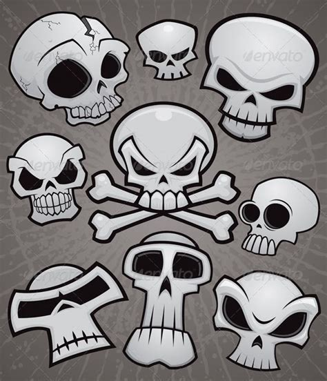 cartoon skull tattoos skull tattoos www pixshark images