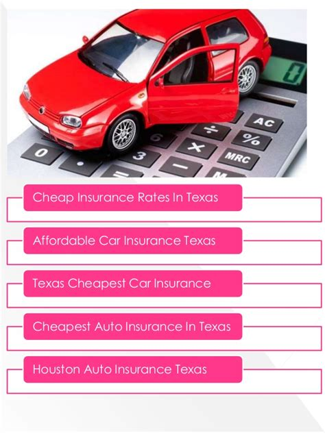 Texas Cheapest Car Insurance   Guide of Car Accident