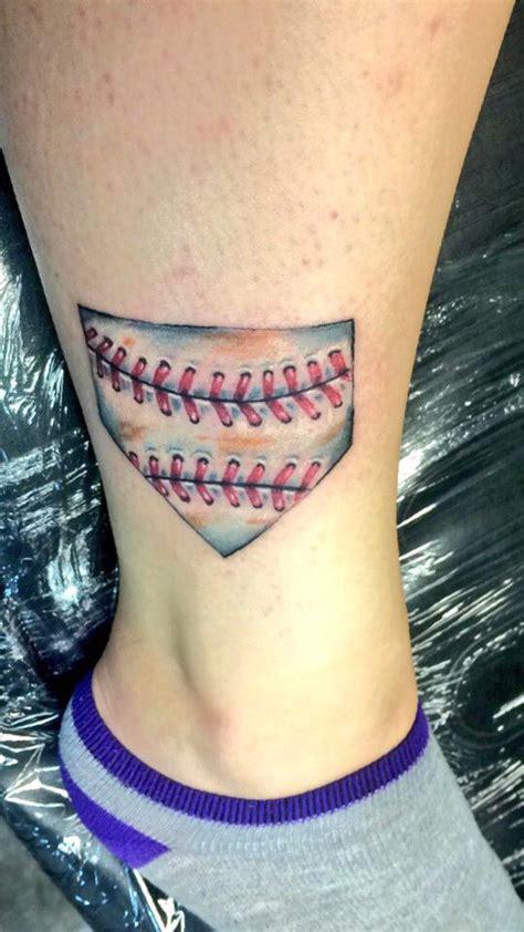 softball tattoos 25 best ideas about softball tattoos on