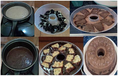 bahan membuat puding oreo resep membuat puding susu brownies oreo cappucino mix