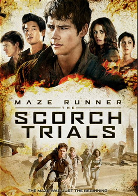 maze runner film netflix maze runner the scorch trials 2015 for rent on dvd and