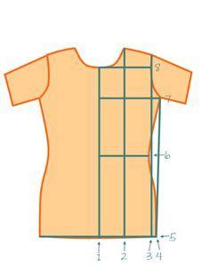 shirt pattern generator bodice block sloper generator enter your measurements