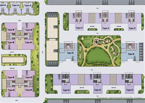 Bus Floor Plans Alaktika Housing Complex New Town Rajarhat Kolkata