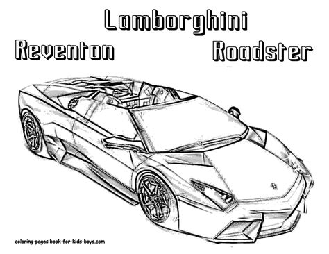 lamborghini coloring pages coloring pages of cars 2