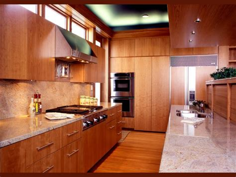 modern cherry kitchen cabinets modern contemporary north country cabinets