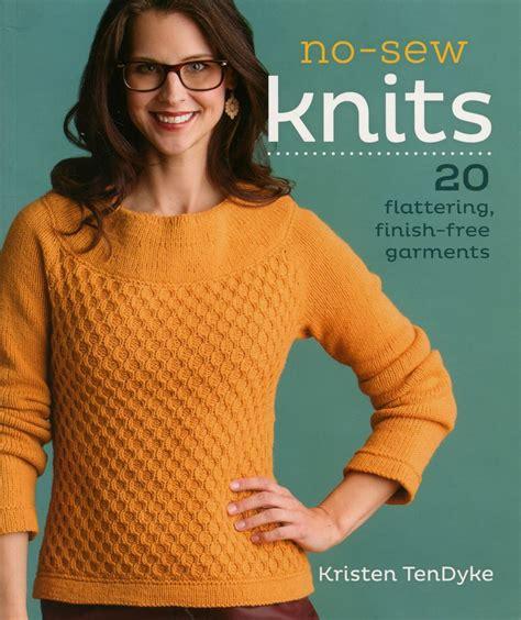 no knitting no sew knits knitting book halcyon yarn