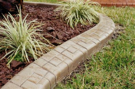 Decorative Landscape Edging by Artisan Concrete Solutions Decorative Concrete Edging