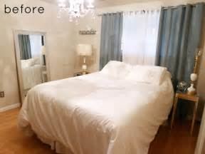 before and after bedroom makeovers before after bedroom makeover design sponge