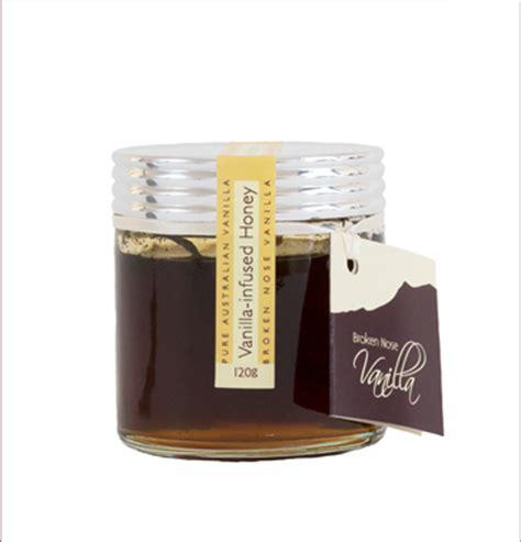 Vanilla Infused Honey infused honey broken nose vanilla