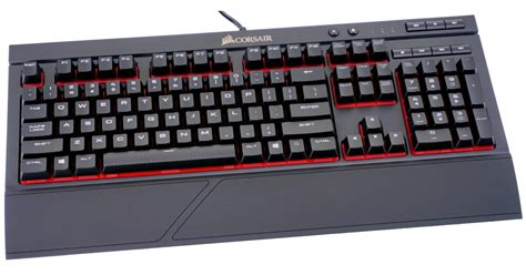 Keyboard Corsair corsair k68 mechanical gaming keyboard review