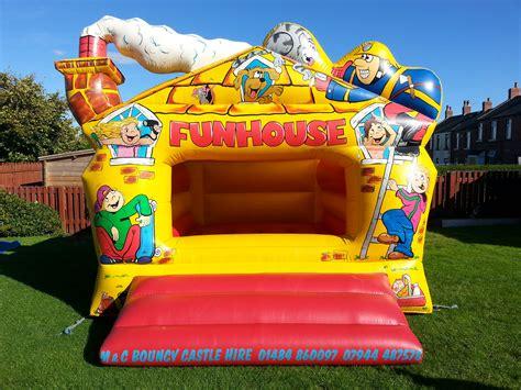 fun house fun house bouncy castle 12 x 15 bouncy castle hire in