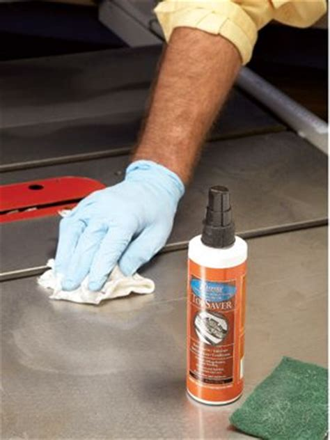 How To Remove Rust From A Table Saw Fix My Truck