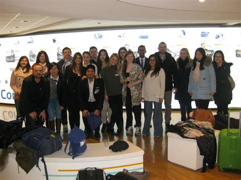 Mba In Belgium Universities by Master And Mba Students Visit Brussels Mbs Insights