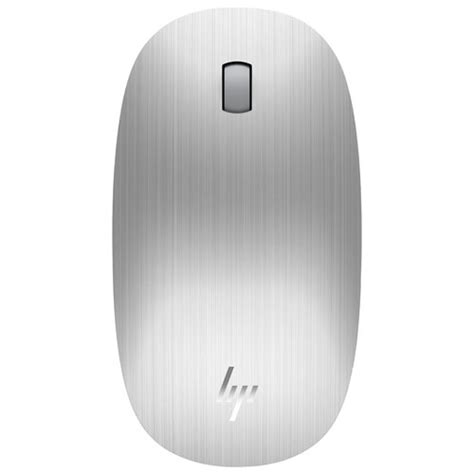 Mouse Bluetooth Hp hp spectre 500 bluetooth optical mouse silver wireless mice best buy canada