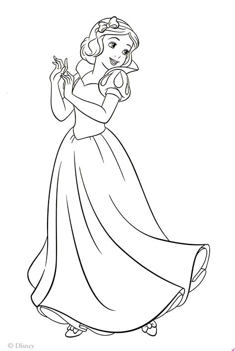 disney princess coloring pages snow white az coloring pages