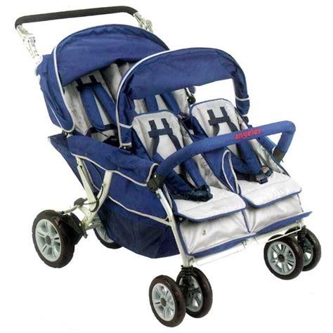 angeles surestop folding commercial bye bye stroller 4