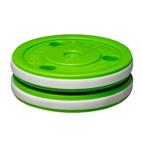 Shuttlecock Green Pro By Gs Sport traingingspuck green biscuit pro green biscuit bei www