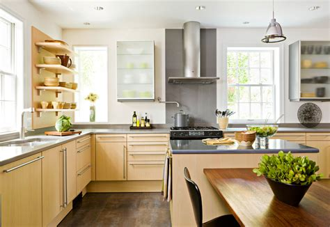 kitchen without upper cabinets storage ideas for kitchens without upper cabinets