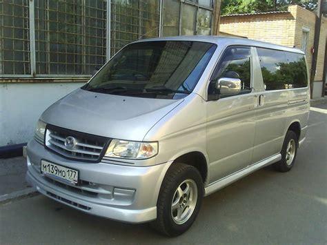 mazda friendee for sale 1999 mazda bongo friendee for sale gasoline fr or rr