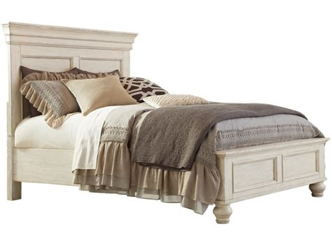 ashley furniture white bed marsilona queen panel bed by ashley furniture furniture