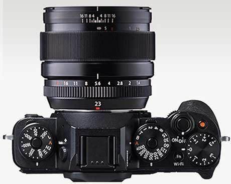Lensa Fix Fujifilm duel kamera mirrorless fujifilm vs sony