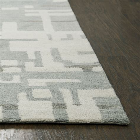 two gray rugs abstract lines wool area rug in gray white 9 x 12