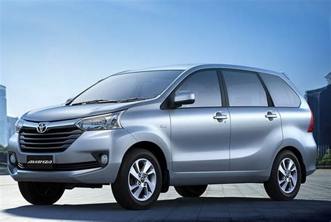 2015 toyota avanza 1 5 g at new car buyer s guide